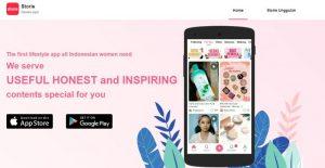 Aplikasi Review dan Tips Kecantikan Pertama Di Indonesia