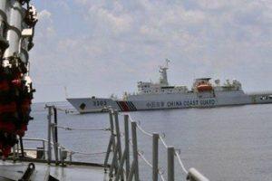 China Arogan Pamer Kekuatan di ZEE Natuna, Jepang Hibahkan Bantuan Kapal Pengawas Perikanan . Kapal penjaga pantai (coast guard) China yang membandel mengawal kapal nelayan China mencuri ikan di perairan Indonesia, Natuna.