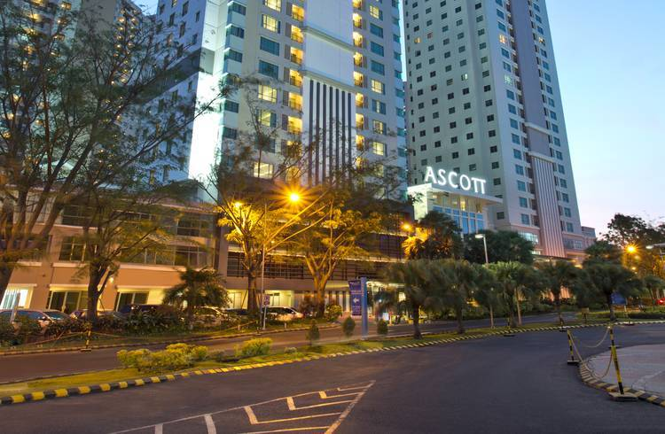 Review dan Harga Inap Hotel Ascott Waterplace Surabaya