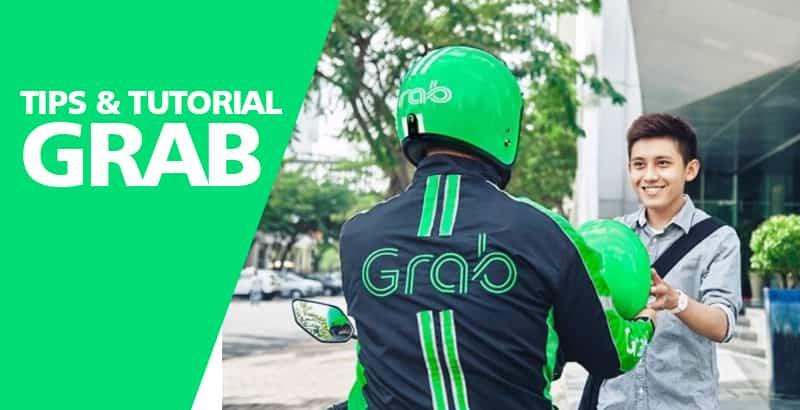 Tips dan Tutorial Grab Driver-Buat Para Ojek-Online Indonesia