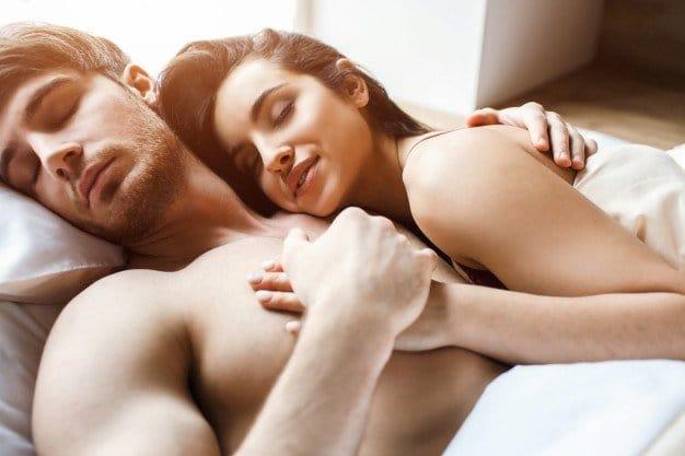 Tetap hot di ranjang saat pandemi corona, ini 7 posisi seks yang bisa dicoba
